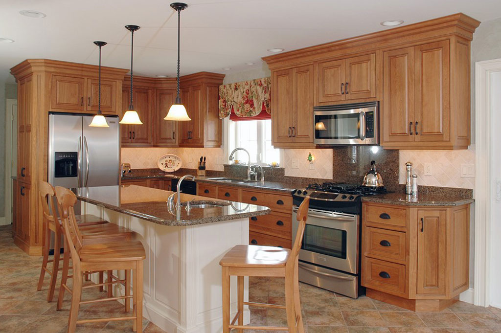 Custom Kitchens from Specialty Kitchens of Hudson, NH