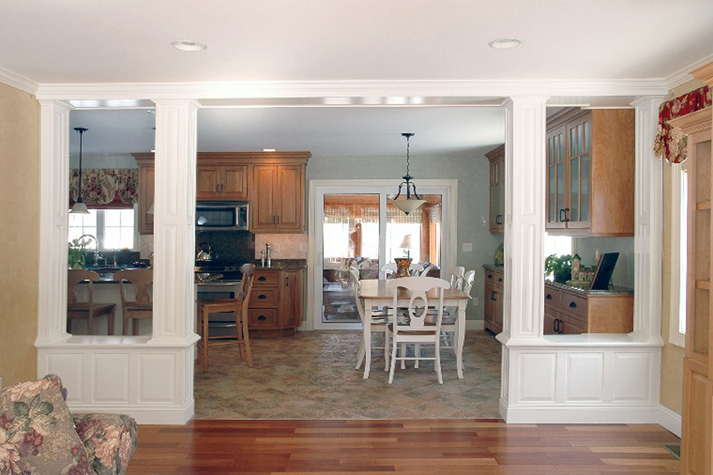 Custom Columns from Specialty Kitchens in Hudson, NH